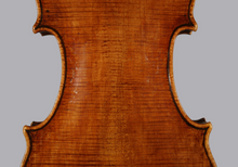 "1695 Giuseppe Guarneri ""Filius Andrea"" Violin Cremona"