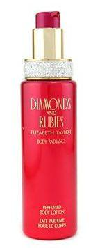 DIAMONDS RUBIES 6.8 OZ LOTION