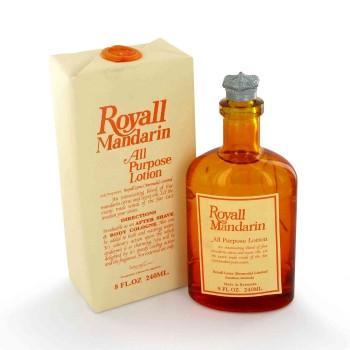 ROYALL MANDARIN 8.0 OZ LOTION