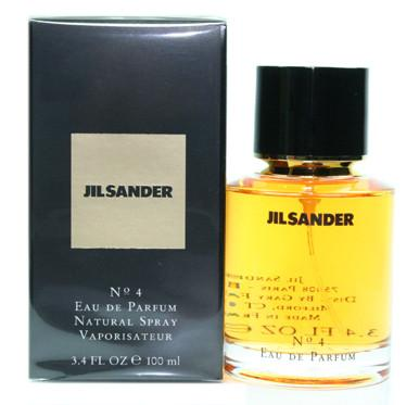 JIL SANDER NO 4 3.4 OZ EDP SP