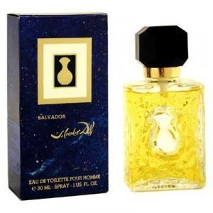 SALVADOR MEN 3.4 OZ EDT SP BLU