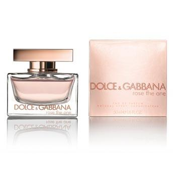 DOLCE GABBANA ROSE THE ONE 2.5 OZ EDP SP