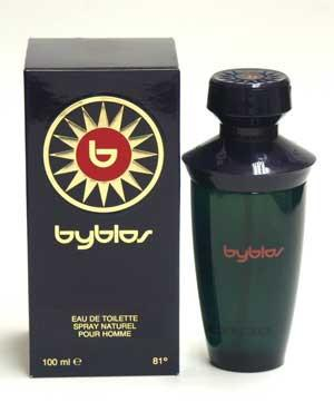 BYBLOS MEN 3.4 OZ EDT SP
