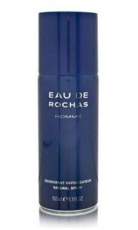 EAU DE ROCHAS MEN 5 OZ DEO SP