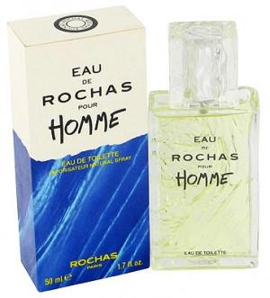 EAU DE ROCHAS MEN 3.4 OZ SP