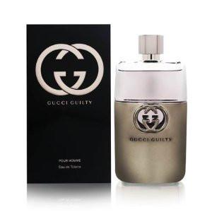 GUCCI GUILTY MEN 3.0 OZ EDT SP
