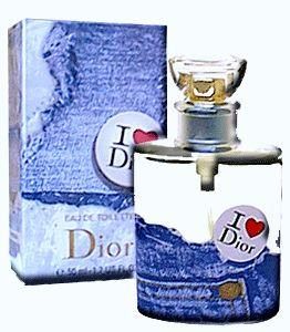 I LOVE DIOR 1.7 OZ EDT SP