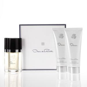 OSCAR SET 3.3 OZ EDT SP 3.4 OZ LOTION 3.4 OZ GEL