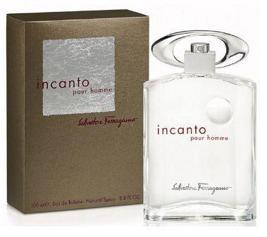 INCANTO HOMME 3.4 OZ EDT SP