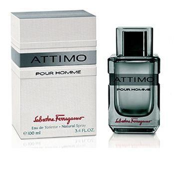 SALVATORE FERRAGAMO ATTIMO HOMME 2.0 OZ EDT SP