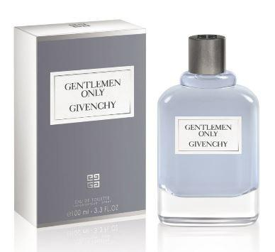 GIVENCHY GENTLEMEN ONLY 3.4  OZ EDT SP