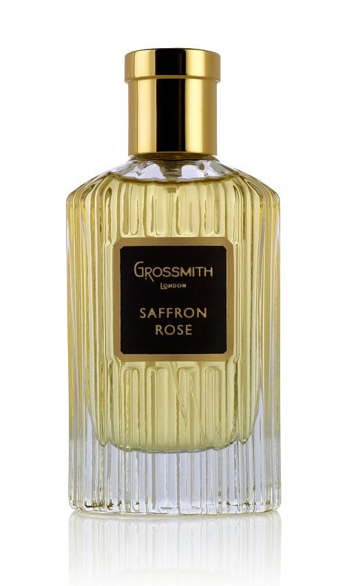 GROSSMITH LONDON SAFRON ROSE 3.4 OZ EDP SP
