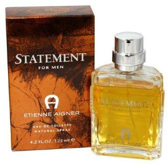 ETIENNE AIGNER STATEMENT MEN 4.2 OZ EDT SP