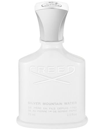 CREED SILVER MT WATER 2.5 0Z EDT SP