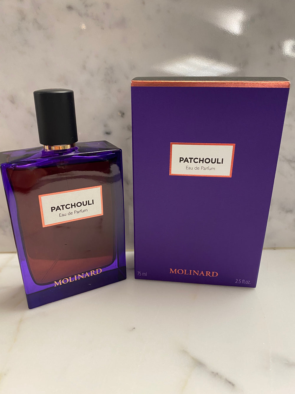 MOLINARD PATCHOULI 2.5 OZ EDP SP