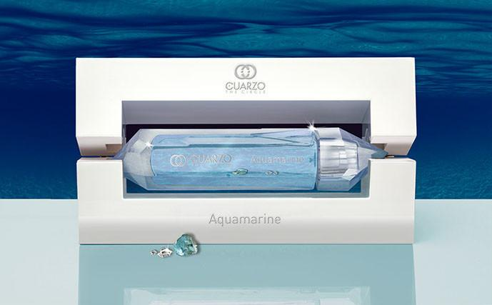 RAMON MOLVIZAR GEMS AQUAMARINE 2.5 OZ EDP SP