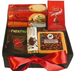 Thanksgiving & Holiday Gifts - Sweet & Savory Gift Box - Business & Personal - Holiday Gifts