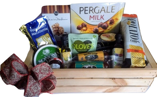 Sweet & Savory Crate for Mom - Mother's Day Gifts