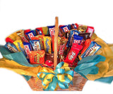 Chocolate Gift Basket /Candy Bouquet - All Occasion Gift - Personal & Corporate - Father's Day Gifts