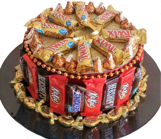 Candy Cakes -  All Occasion Chocolate Gifts - Personal & Corporate - Father's Day Gifts