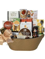 Thank You Gift Basket - Gourmet Cheese, Sausage & Snack Appreciation Gift Basket - Business Gifts