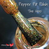 """The Hero"" - Pepper Pot Polish"