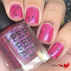 The Damsel In Distress Nail Polish - Pepper Pot Polish