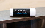 Coconut Cream Vegan Lip Balm - Pepper Pot Polish
