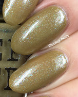 Beignet All Day Nail Polish - Pepper Pot Polish
