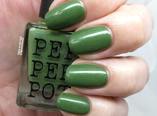 Lauhala Nail Polish - Pepper Pot Polish