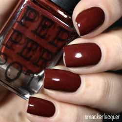 Super Senior Nail Polish - Pepper Pot Polish