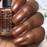 Rum Punch Drunk Nail Polish