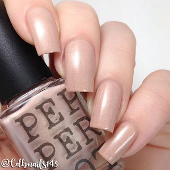 Zero Tan Lines Nail Polish - Pepper Pot Polish