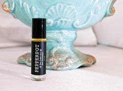 Bee Friendly Perfume Roller Oil