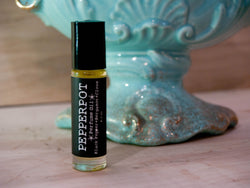 Black Pepper Bergamot Clove Perfume Roller Oil