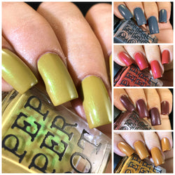 Destination: The Desert Nail Polish Collection