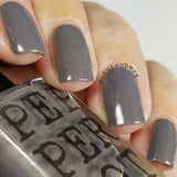 Granite Waves Nail Polish - Pepper Pot Polish