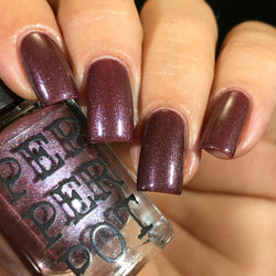 Desert Or Dessert? Nail Polish