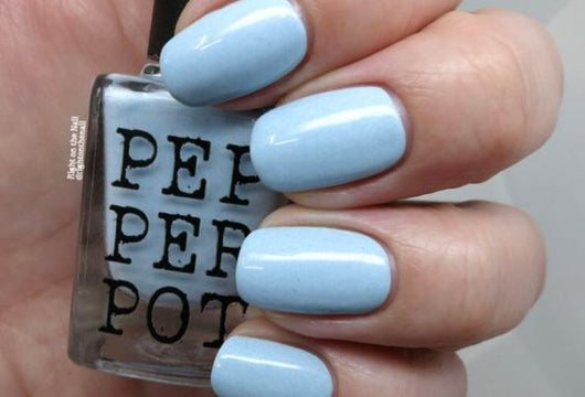 Blue Hawaii Nail Polish - Pepper Pot Polish