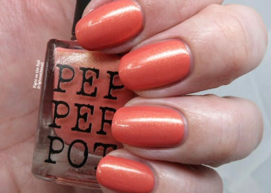 Mai-Tais In The Afternoon Nail Polish - Pepper Pot Polish