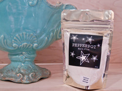 Vetiver Blood Orange Bath Fizz - Pepper Pot Polish