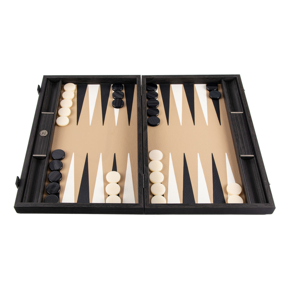 MOCHA BROWN Backgammon