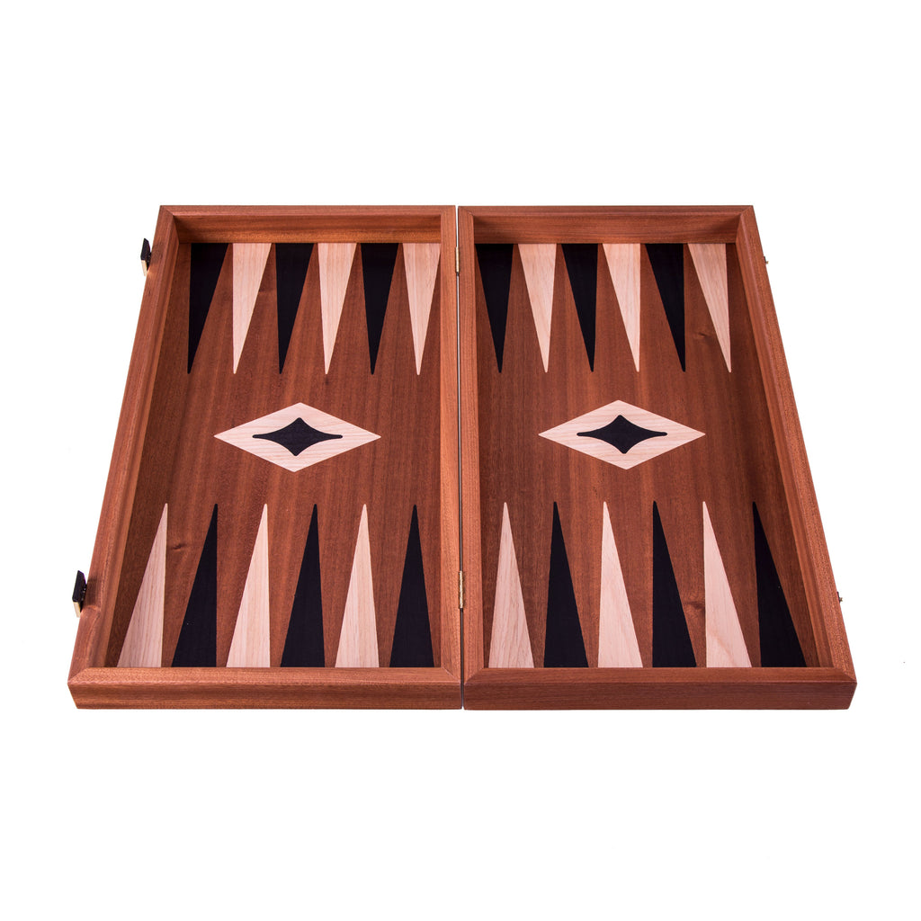 MAHOGANY Backgammon
