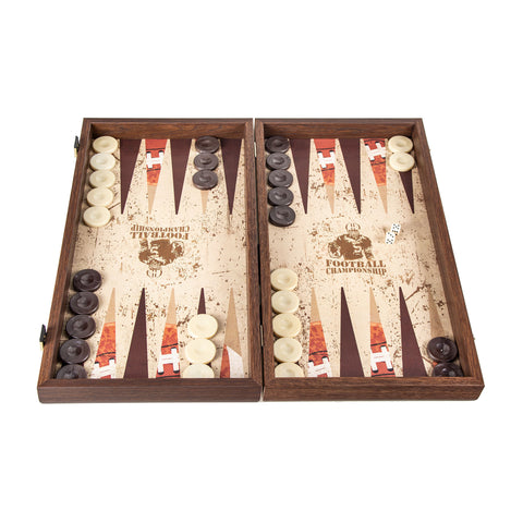 AMERICAN FOOTBALL Backgammon