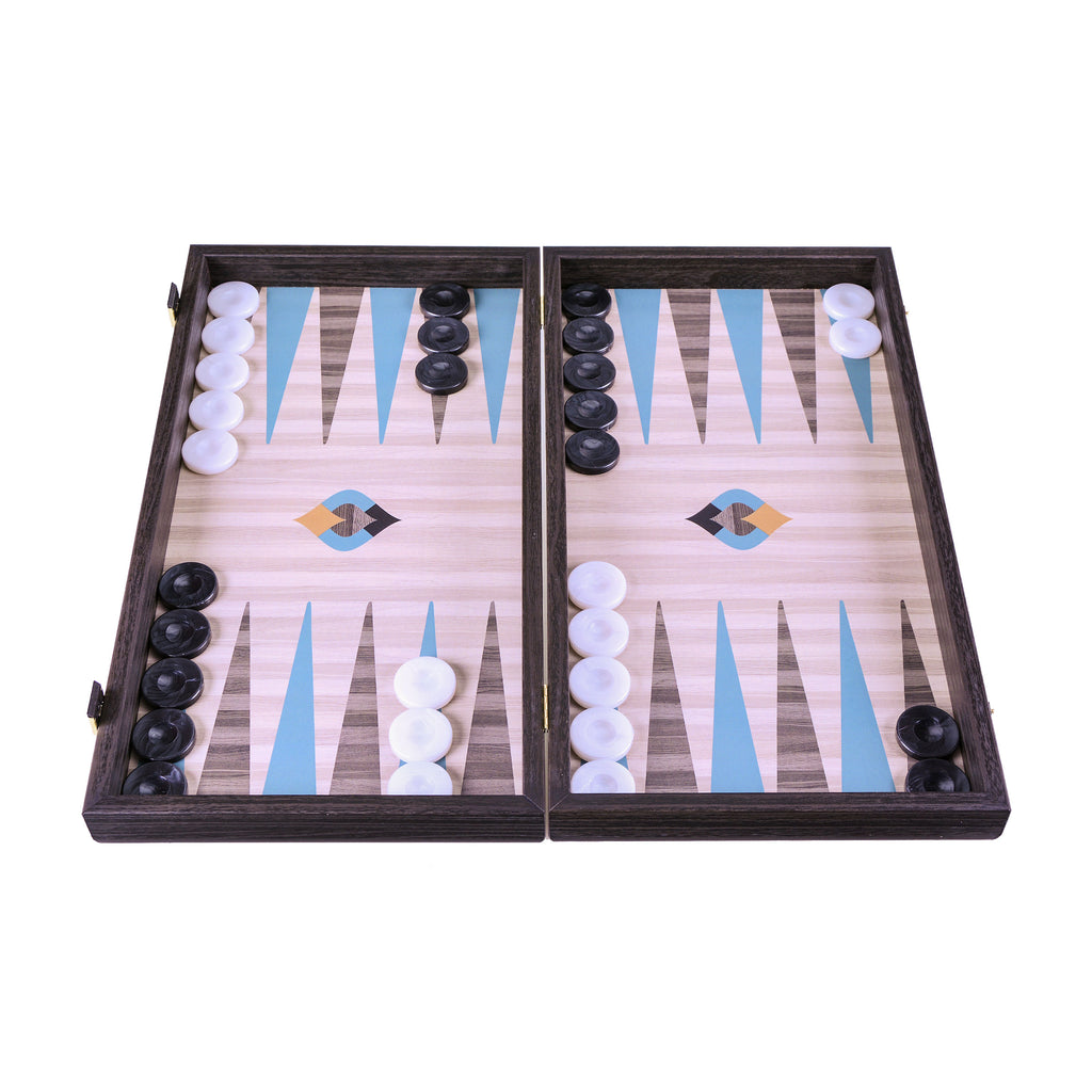 Arabesque Art Backgammon