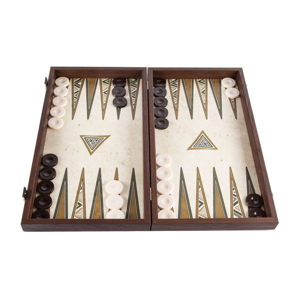FOLK ART Backgammon