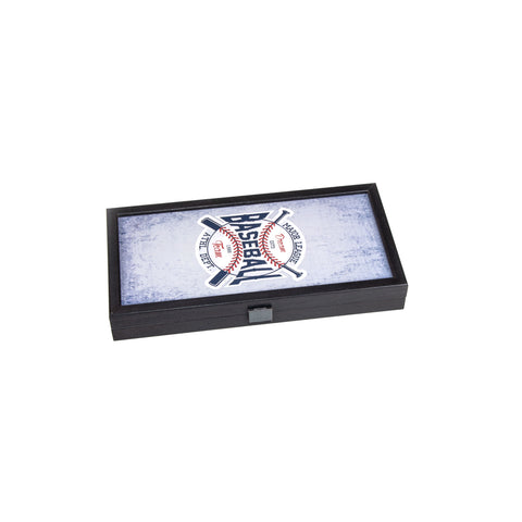 BASEBALL - Travel Size Backgammon