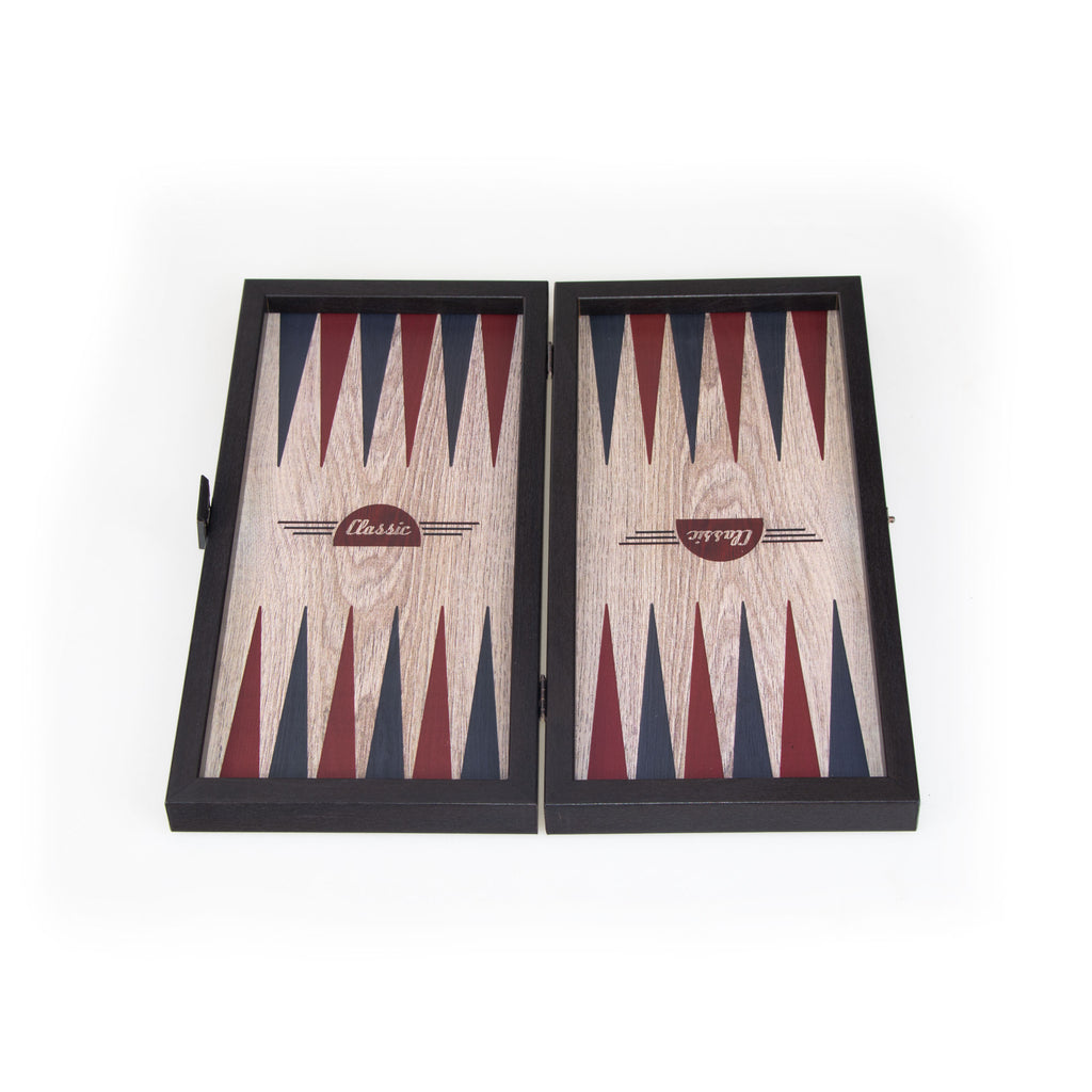 CLASSIC CARS - Travel Size Backgammon