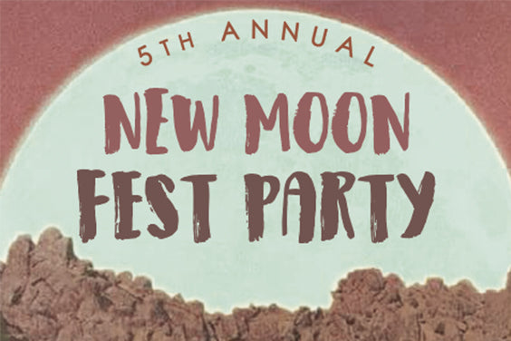5th Annual New Moon Fest
