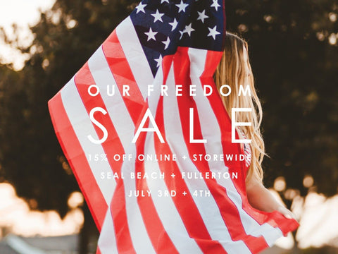 Independence Day Promo Code and Sale